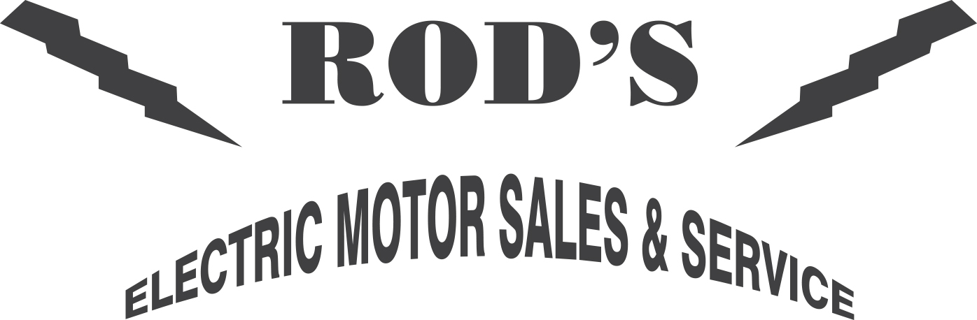 Rod's Electric Sales & Service Logo
